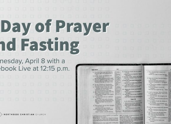 Prayer Guide for a Day of Prayer and Fasting