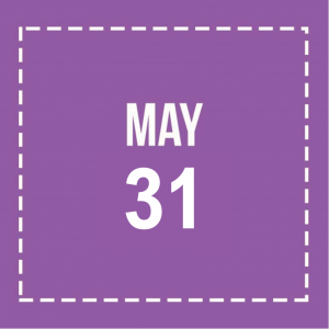 Family Guide: May 31