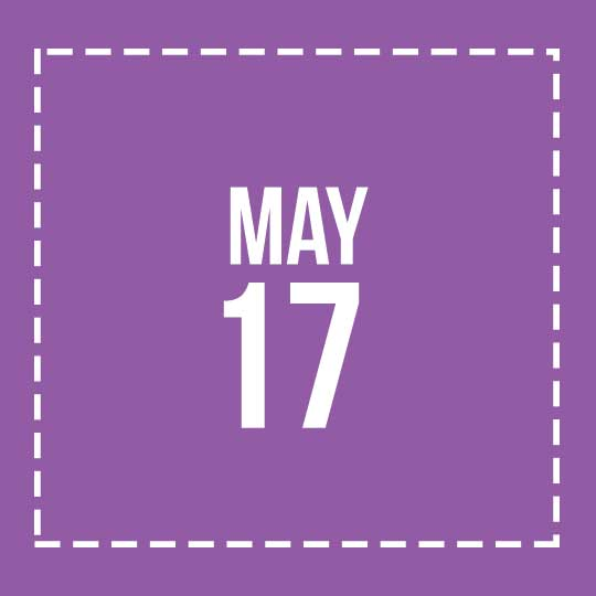Family Guide: May 17