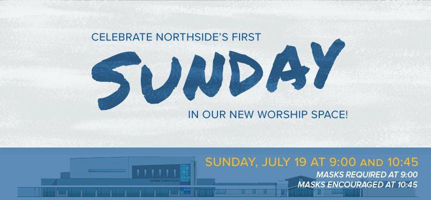 Dedication: New Worship Center