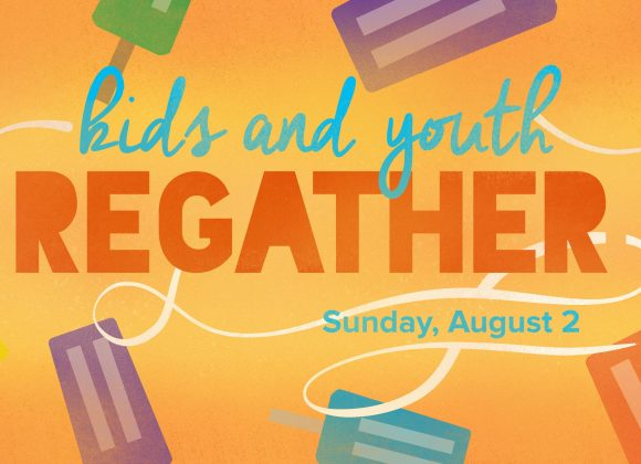 Kids and Teen Programming Regathers August 2