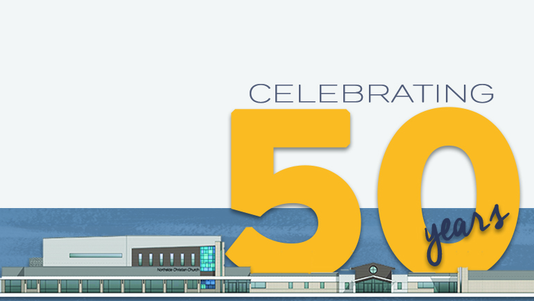 Celebrate 50 years of NCC this Sunday, Sept. 27