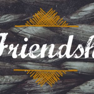 Friendship with Christ