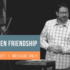 The Forgotten Friendship