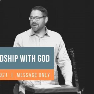 Friendship with God the Father